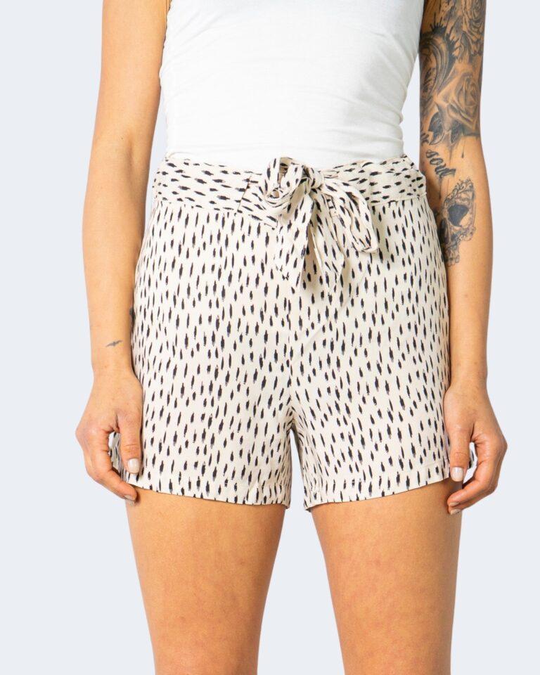 Shorts Jacqueline de Yong STAAR Crema - Foto 1