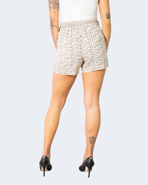 Shorts Jacqueline de Yong STAAR Crema - Foto 3