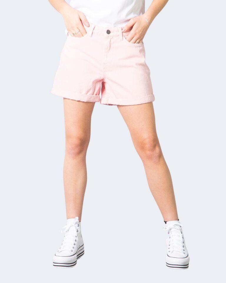 Shorts Noisy May SMILEY NW SHORTS CLR Rosa - Foto 2