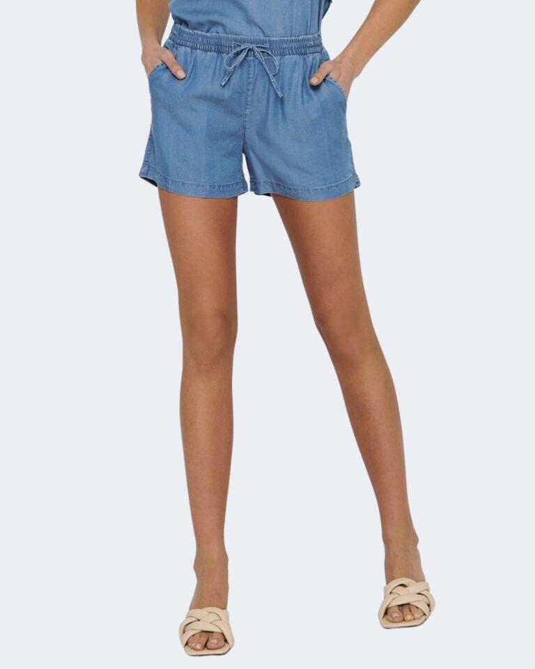 Shorts Only PEMA Blue Denim - Foto 1
