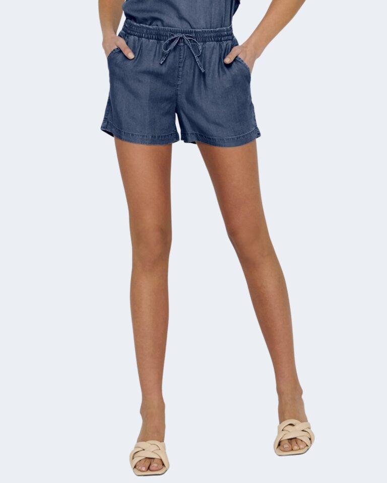 Shorts Only PEMA Blue Denim Scuro - Foto 1
