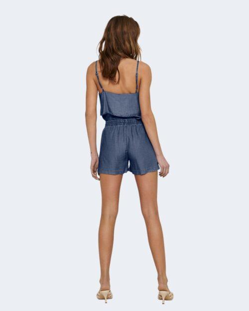 Shorts Only PEMA Blue Denim Scuro – 63333