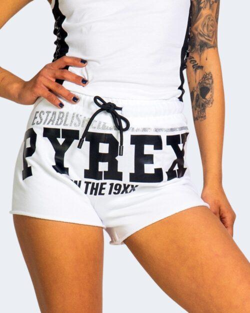 Shorts Pyrex LOGO FRONTALE Bianco – 69302