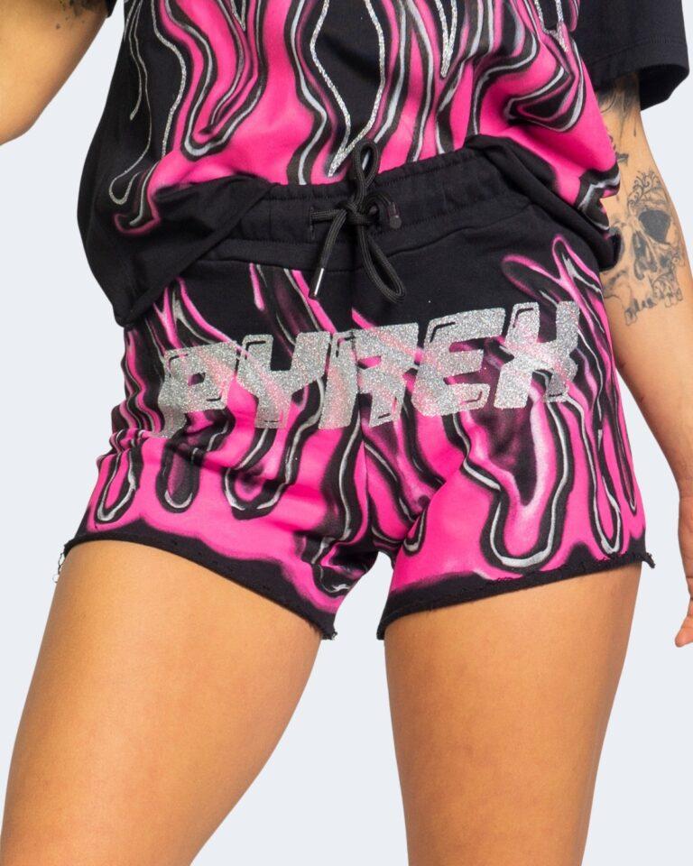 Shorts Pyrex - Nero - Foto 1