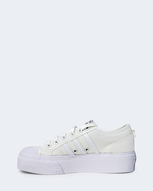 Sneakers Adidas NIZZA PLATFORM Bianco – 66521