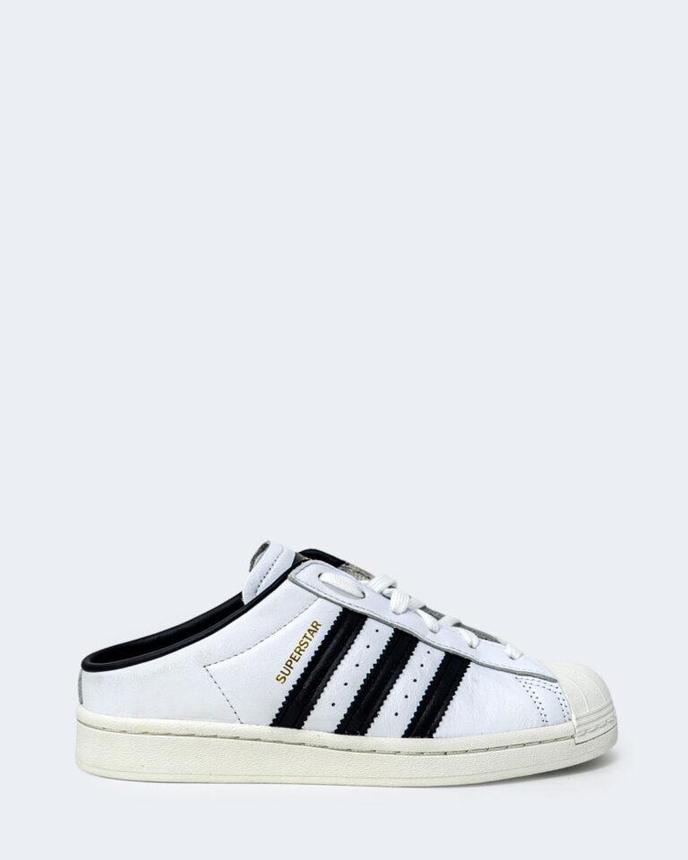Sneakers Adidas SUPERSTAR MULE Bianco - Foto 1