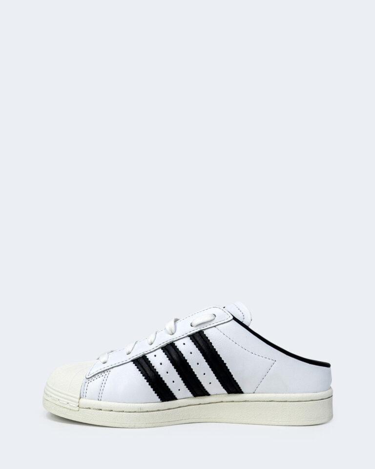 Sneakers Adidas SUPERSTAR MULE Bianco - Foto 2