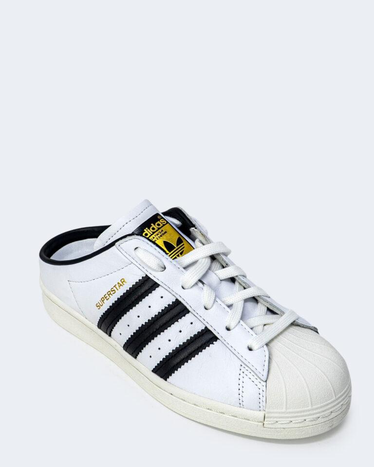 Sneakers Adidas SUPERSTAR MULE Bianco - Foto 3
