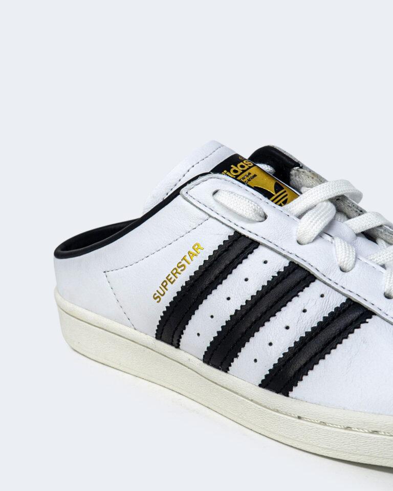 Sneakers Adidas SUPERSTAR MULE Bianco - Foto 4