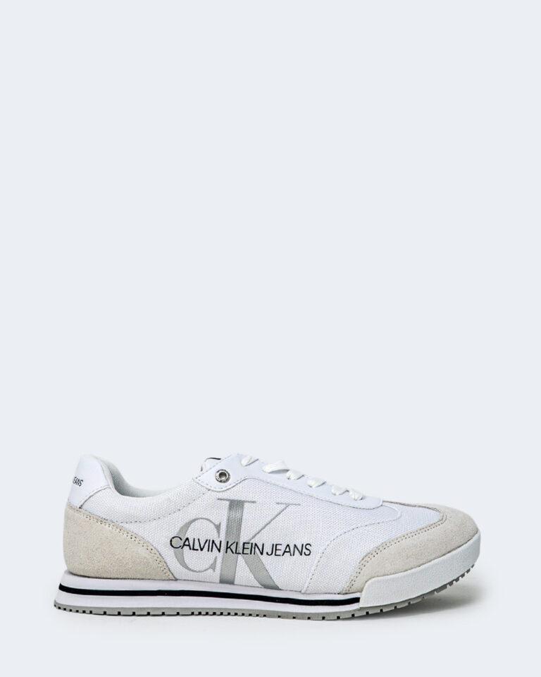 Sneakers Calvin Klein Jeans PROFILE SNEAKER Bianco - Foto 1