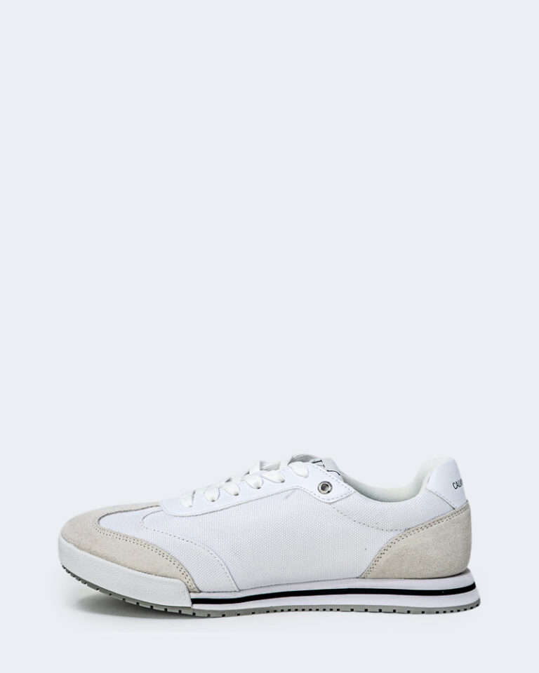 Sneakers Calvin Klein Jeans PROFILE SNEAKER Bianco - Foto 2