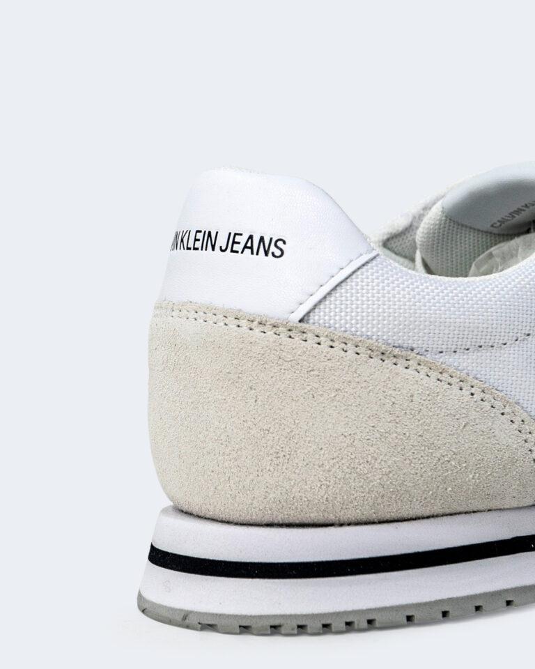 Sneakers Calvin Klein Jeans PROFILE SNEAKER Bianco - Foto 3