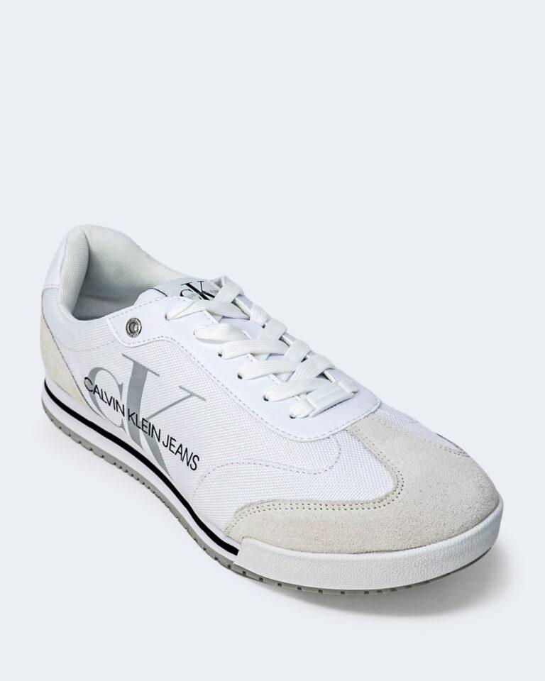 Sneakers Calvin Klein Jeans PROFILE SNEAKER Bianco - Foto 4