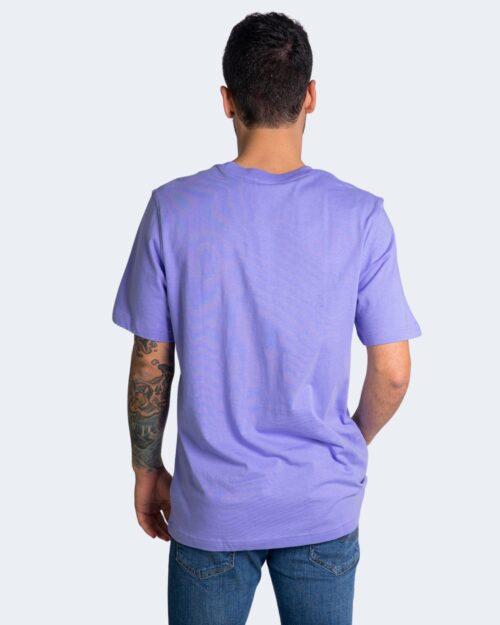T-shirt Adidas TREFOIL Lilla - Foto 3