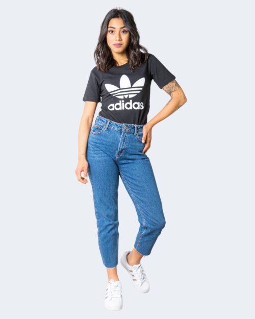 T-shirt Adidas TREFOIL Nero – 66492