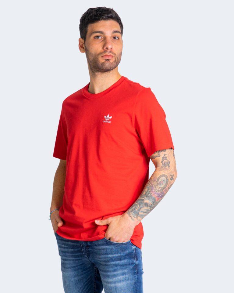 T-shirt Adidas ESSENTIAL Rosso - Foto 2