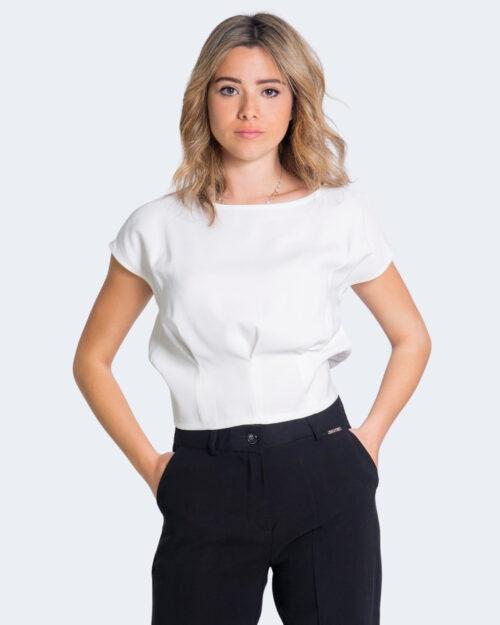 T-shirt Akè PAPAVERI Bianco – 68029