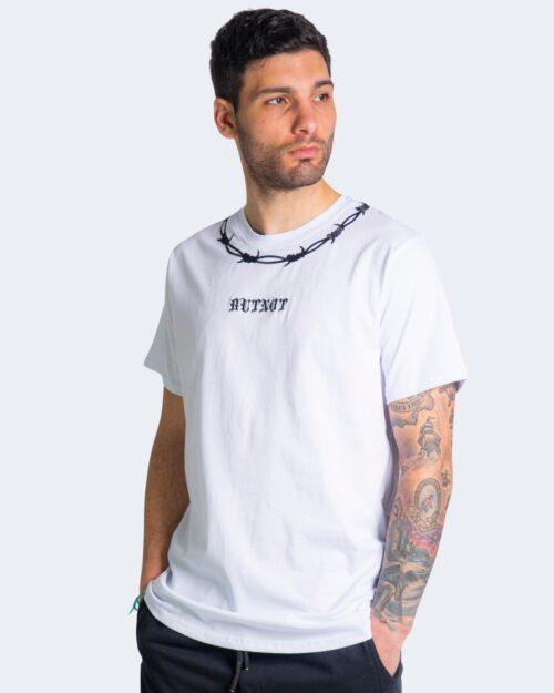T-shirt But Not – Bianco – 70831