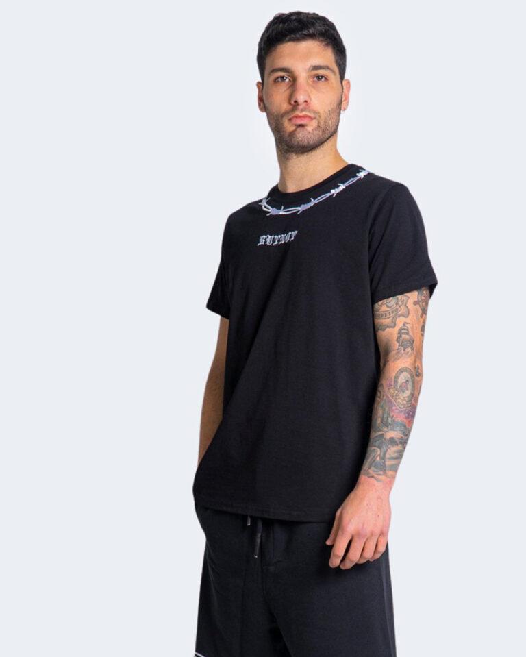 T-shirt But Not - Nero - Foto 1