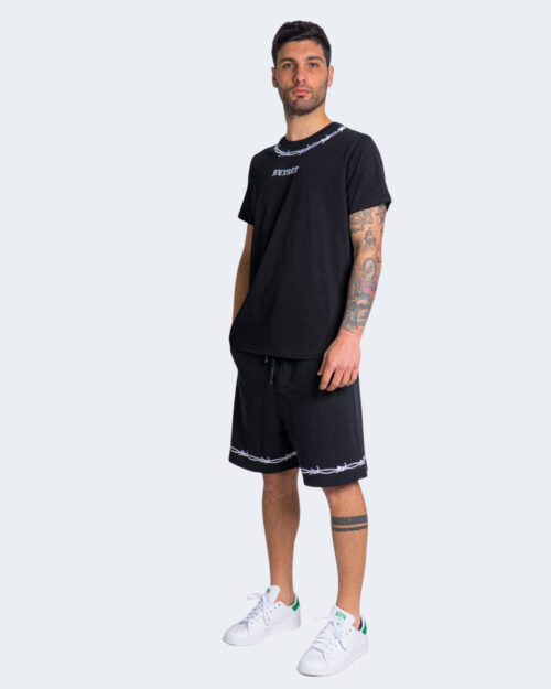 T-shirt But Not – Nero – 70831