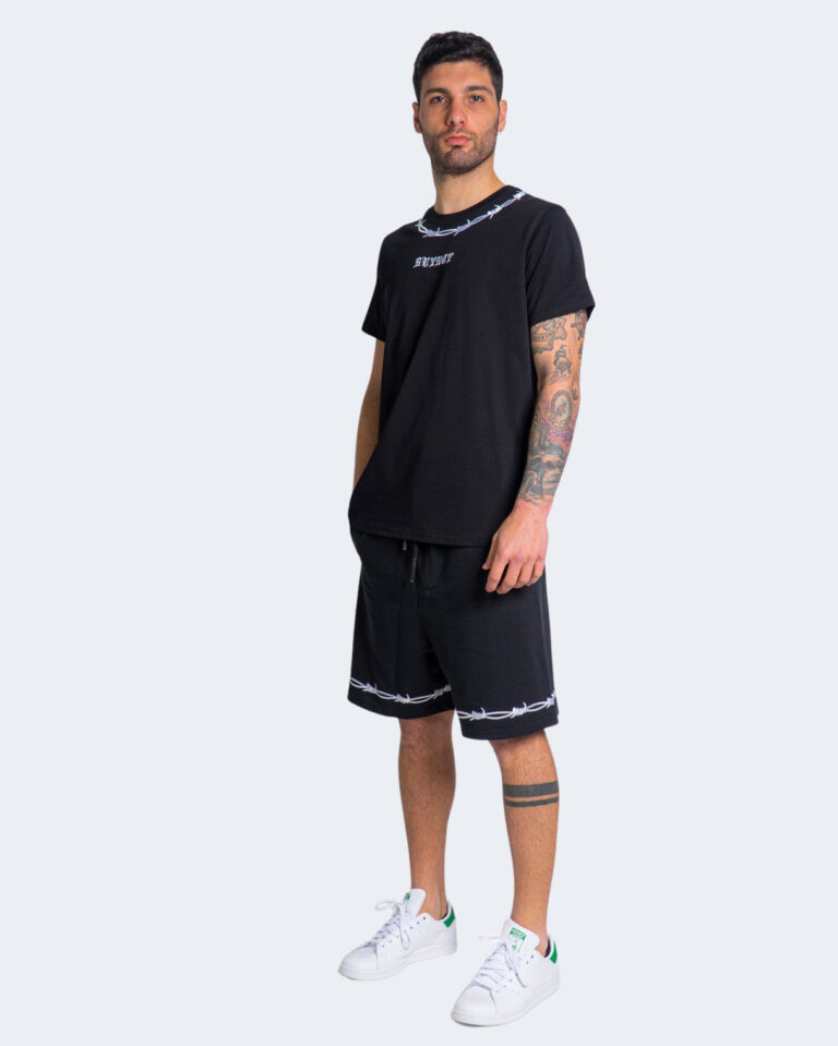 T-shirt But Not - Nero - Foto 2