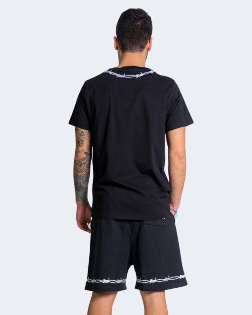 T-shirt But Not - Nero - Foto 3