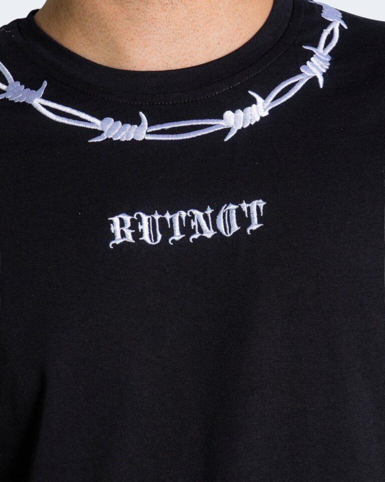 T-shirt But Not - Nero - Foto 4
