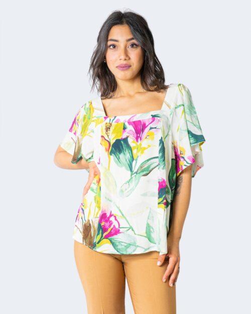 T-shirt Desigual ERICA Verde - Foto 1