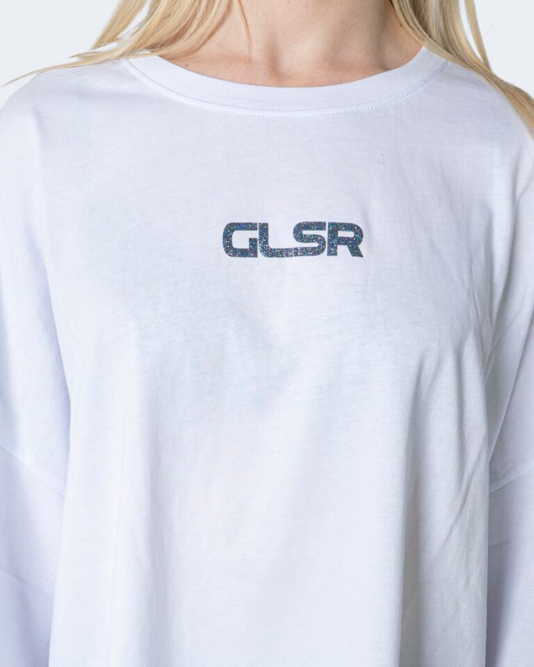 T-shirt GLSR TEE OVER Antracite - Foto 3