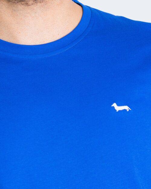 T-shirt Harmont&blaine – Blu marine – 70857