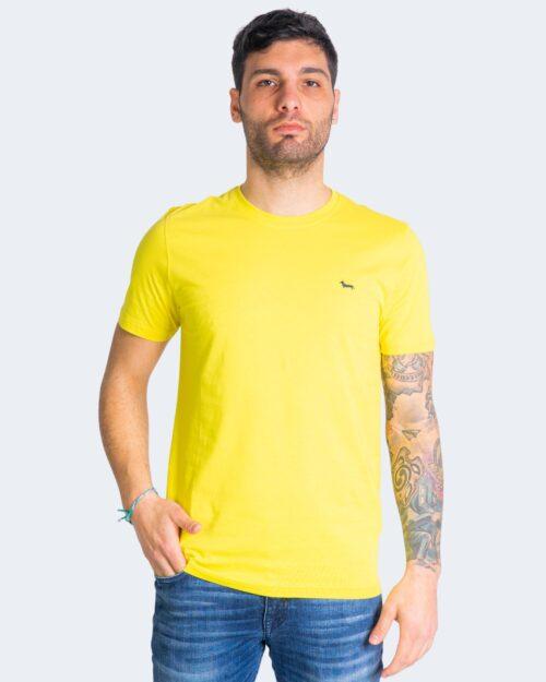 T-shirt Harmont&Blaine - Giallo lime - Foto 1