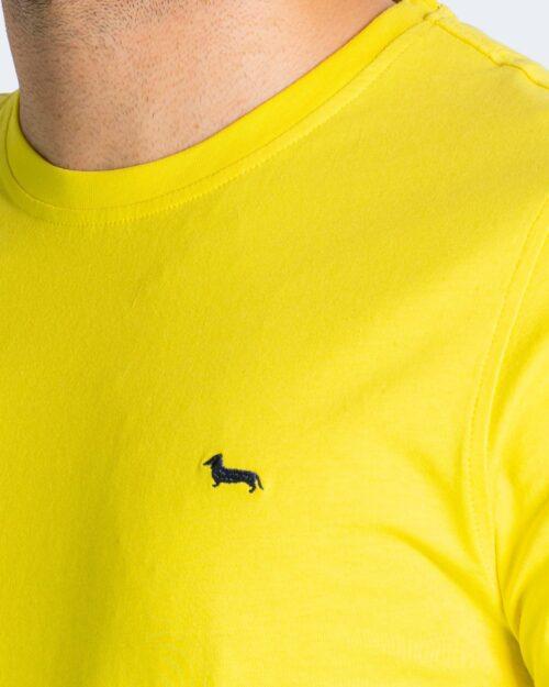 T-shirt Harmont&blaine – Giallo lime – 70857
