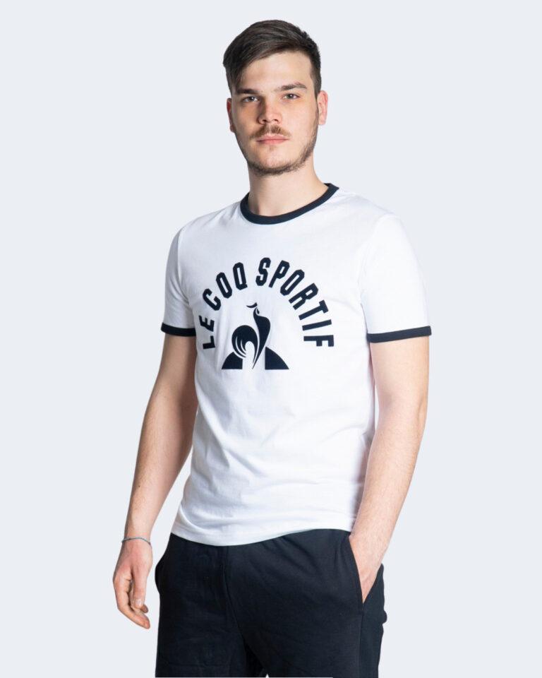 T-shirt LE COQ SPORTIF - Bianco - Foto 1