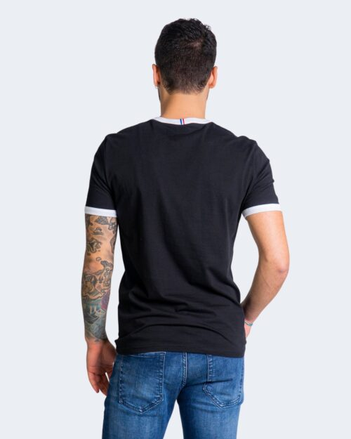 T-shirt Le Coq Sportif – Nero – 70817