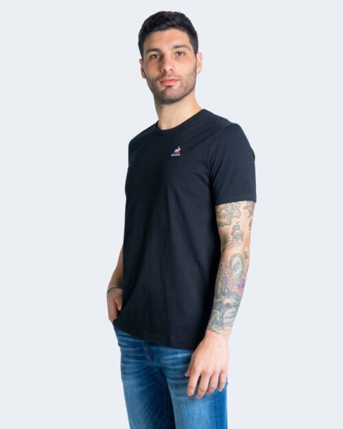 T-shirt Le Coq Sportif – Nero – 70825