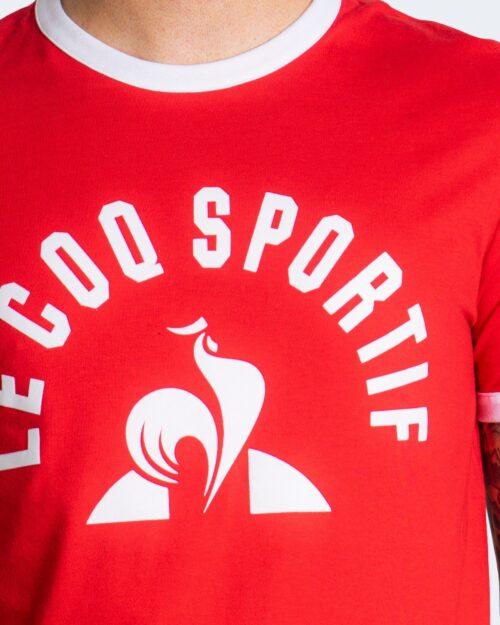 T-shirt Le Coq Sportif – Rosso – 70827