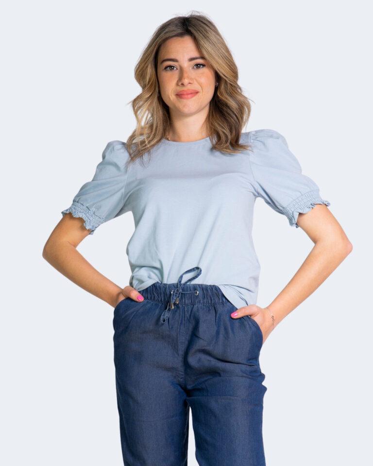 T-shirt Only DREA Celeste - Foto 1