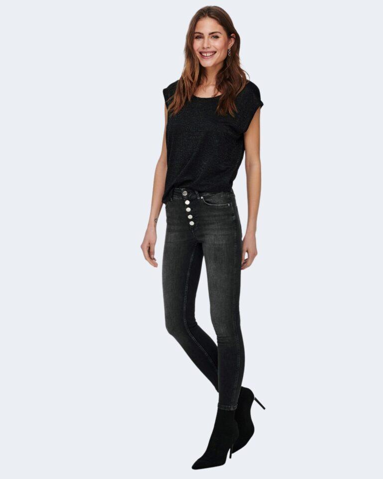T-shirt Jacqueline de Yong RUNA Nero - Foto 2