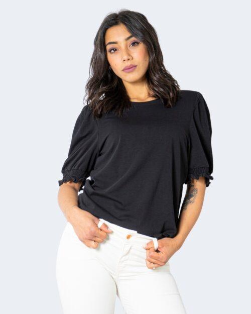 T-shirt Only DREA Nero - Foto 1