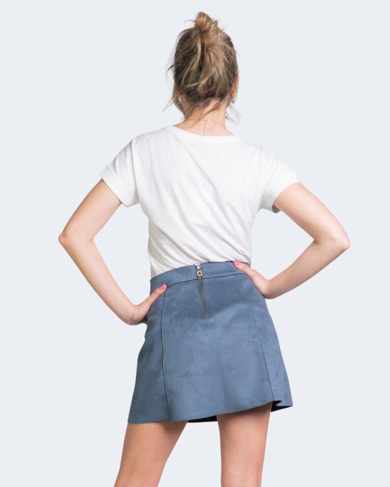 T-shirt Jacqueline de Yong LOUISA Panna - Foto 3