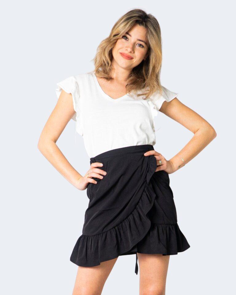 T-shirt Only LUCILLA Panna - Foto 1