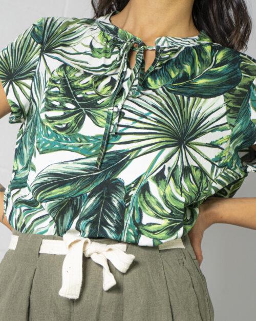 T-shirt Only ALMA Verde - Foto 2