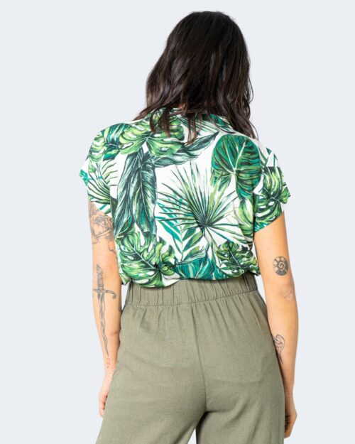 T-shirt Only ALMA Verde - Foto 3