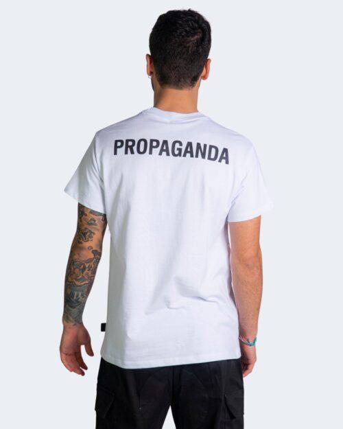 T-shirt Propaganda – Bianco – 70816