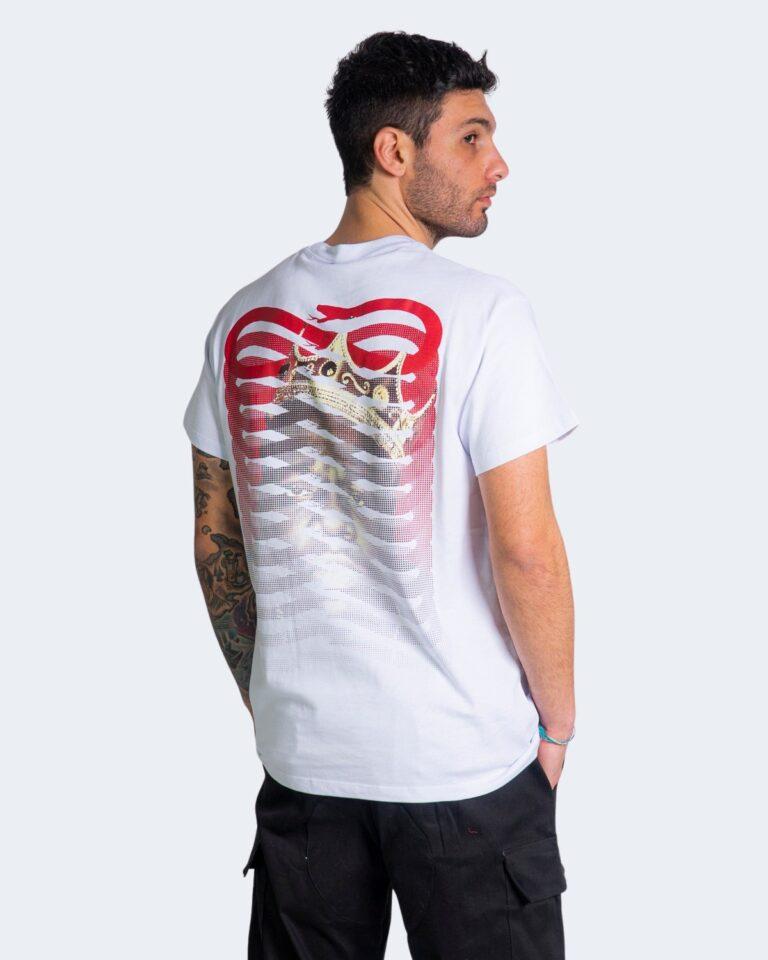 T-shirt Propaganda - Bianco - Foto 1