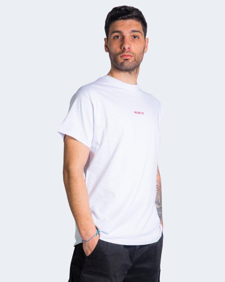 T-shirt Propaganda - Bianco - Foto 2
