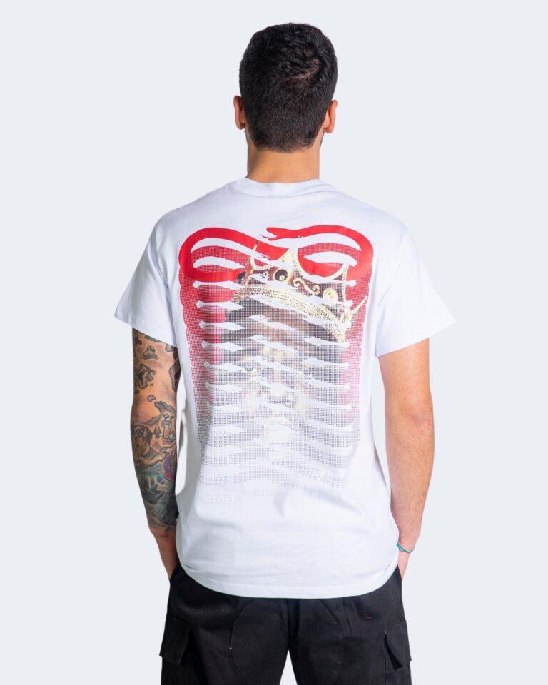 T-shirt Propaganda - Bianco - Foto 3
