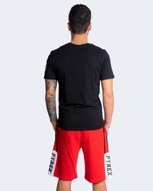 T-shirt Pyrex - Nero - Foto 3