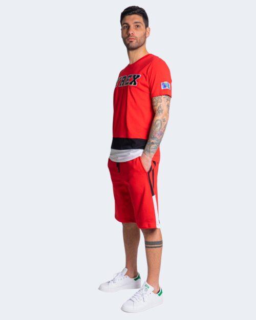 T-shirt Pyrex – Rosso – 70321