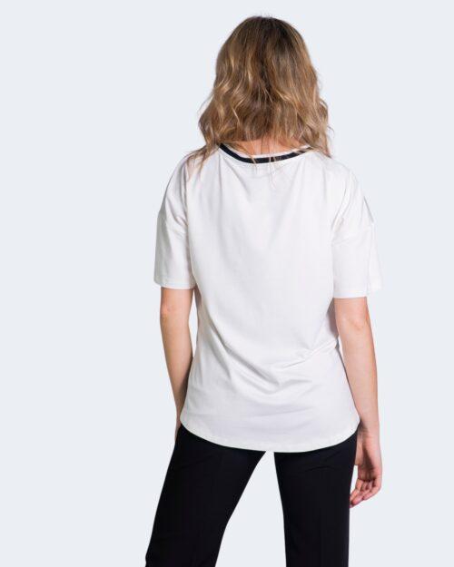 T-shirt Sandro Ferrone EASY JOB Bianco – 69273